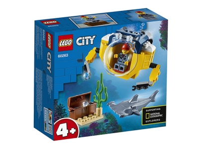 Lego Ocean Mini-Submarine Set