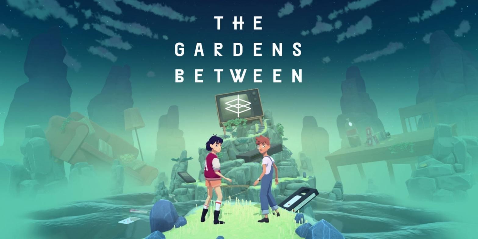 The Gardens Between Cover art