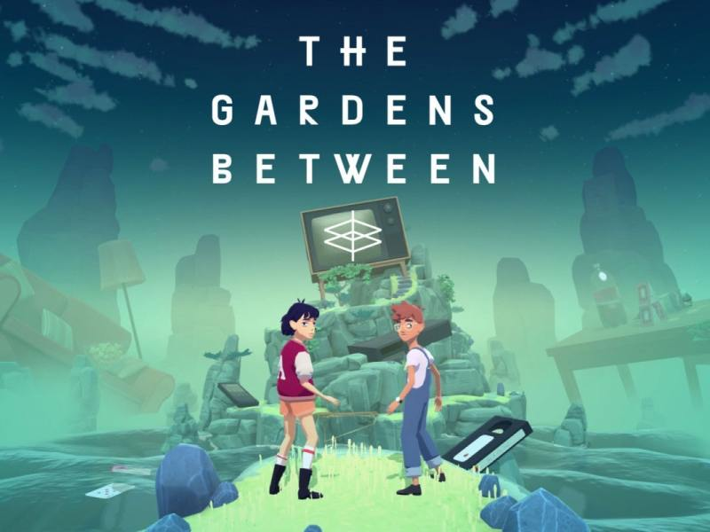 The Gardens Between Cover art