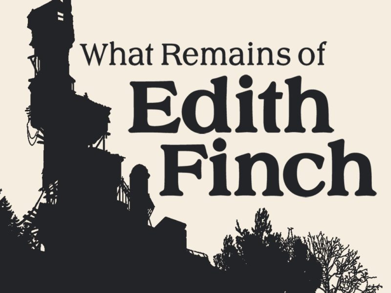 The What Remains of Edith Finch cover art
