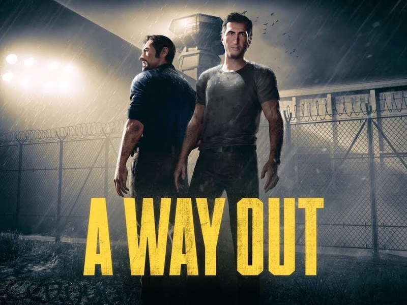 A Way Out game cover photo