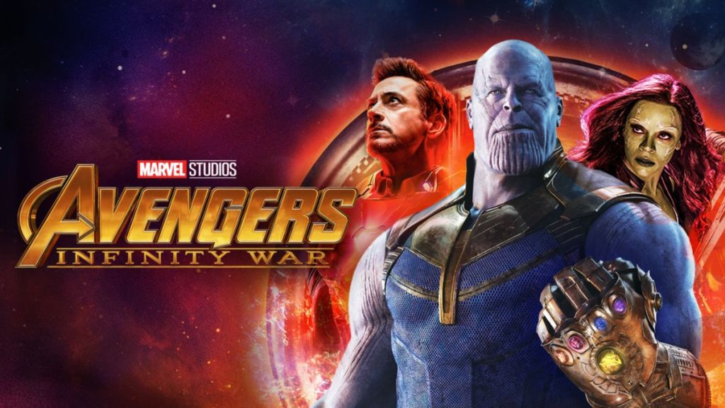 Avengers: Infinity War Cover Art
