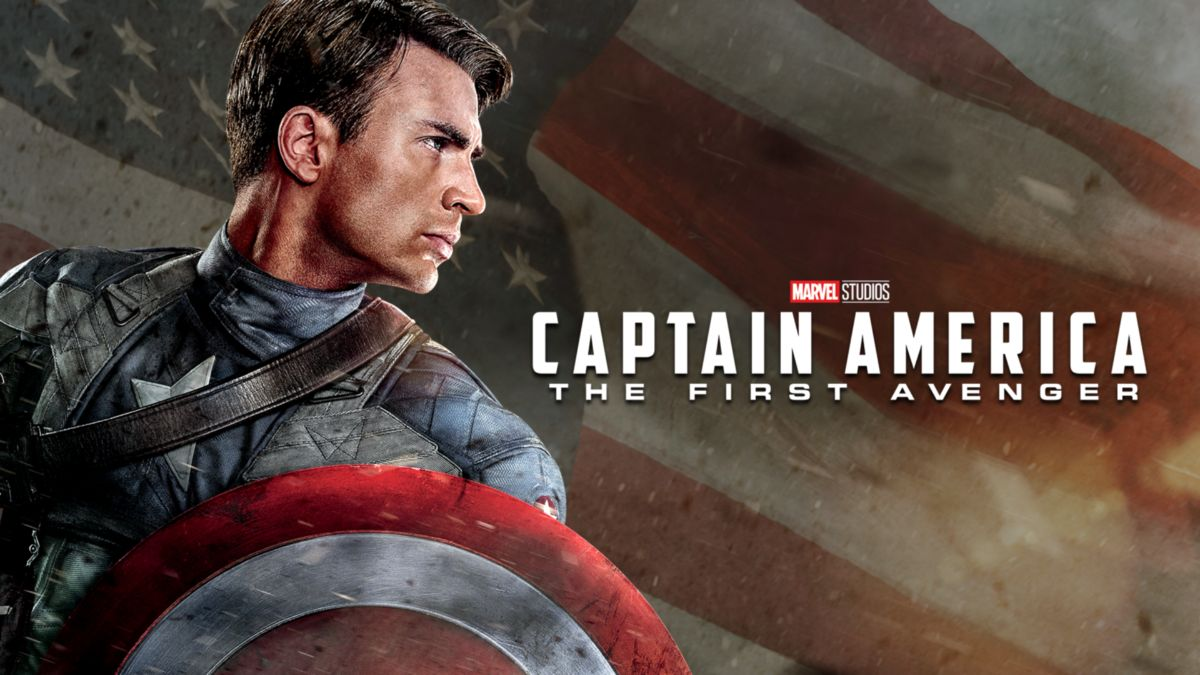 Captain America: The First Avenger Cover Art