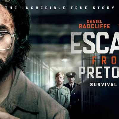The Escape From Pretoria cover art