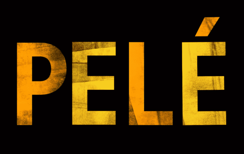 Pelé Movie Cover Art