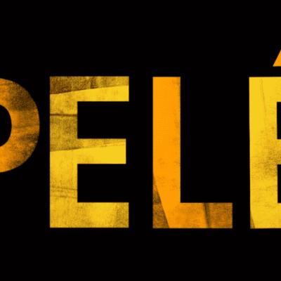 Pelé Movie Cover Art