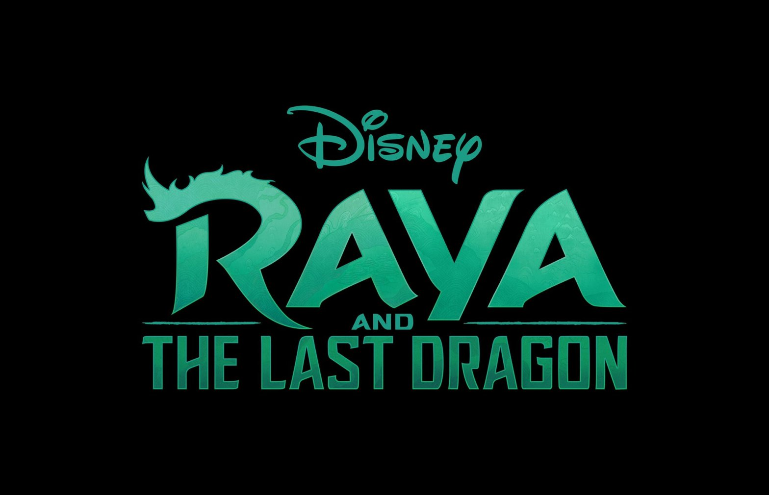 Titles for Raya and the Last Dragon
