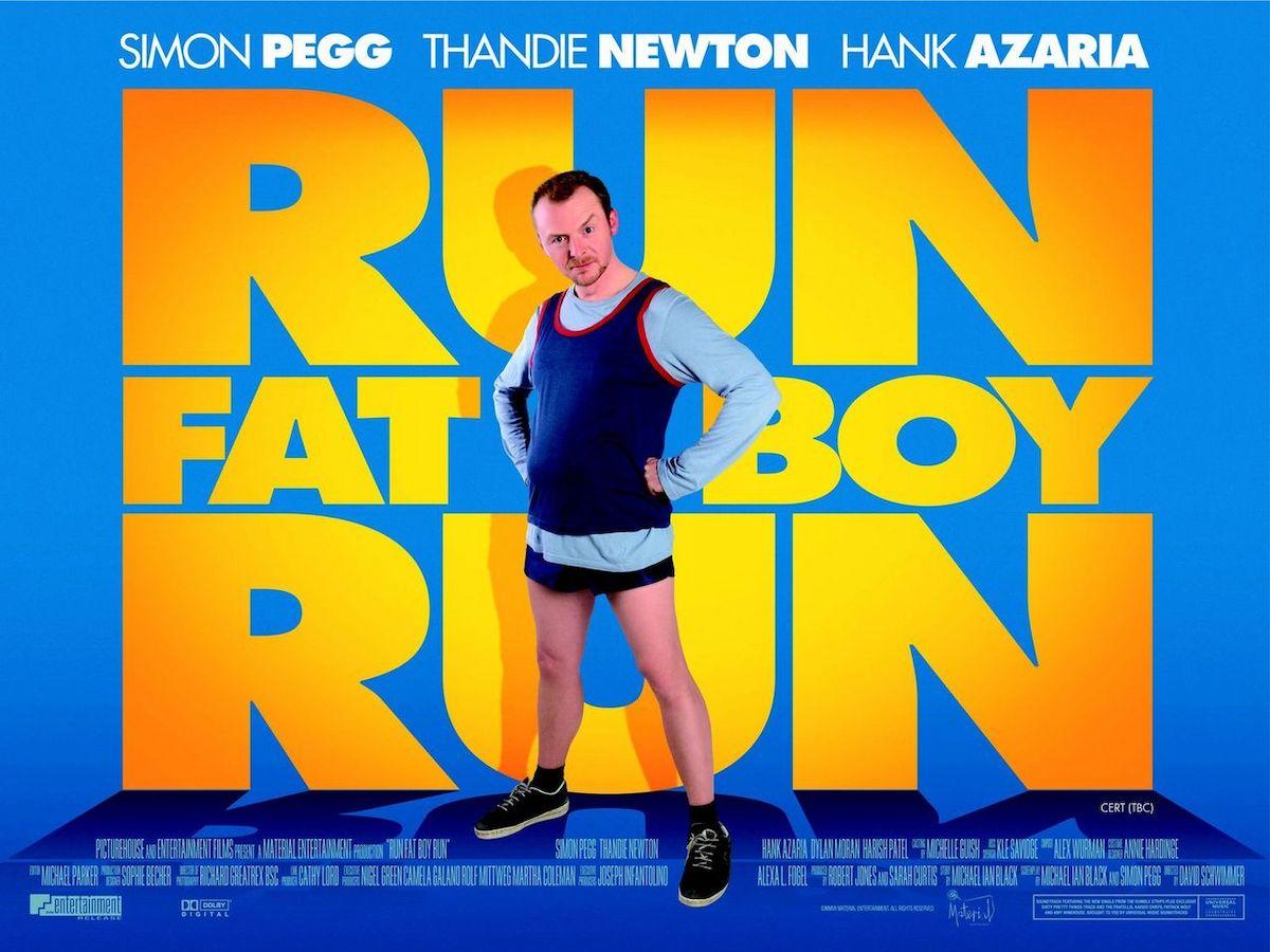 Run Fatboy Run cover art