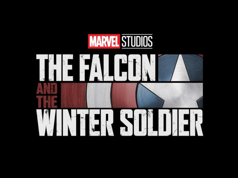 The Falcon and The Winter Soldier title art