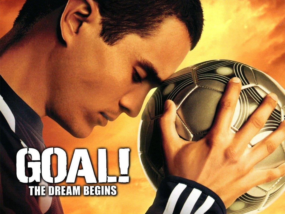 Goal! The Dream Begins cover artwork