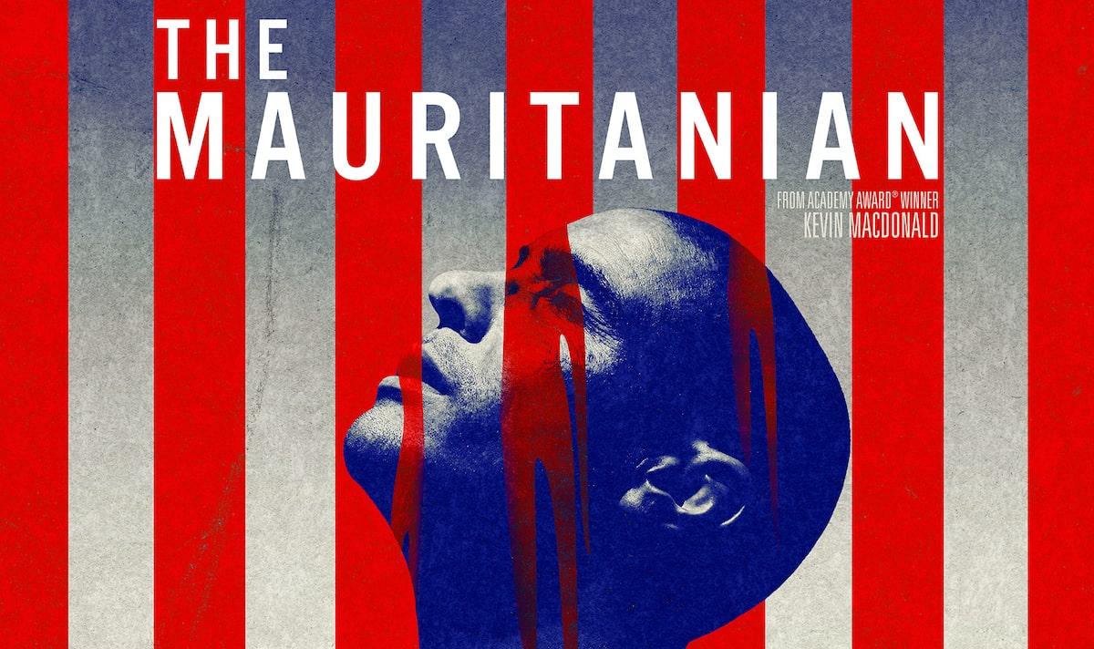 The Mauritanian poster starring Tahar Rahim