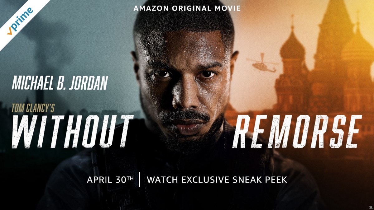 Without Remorse Amazon Original Movie trailer image