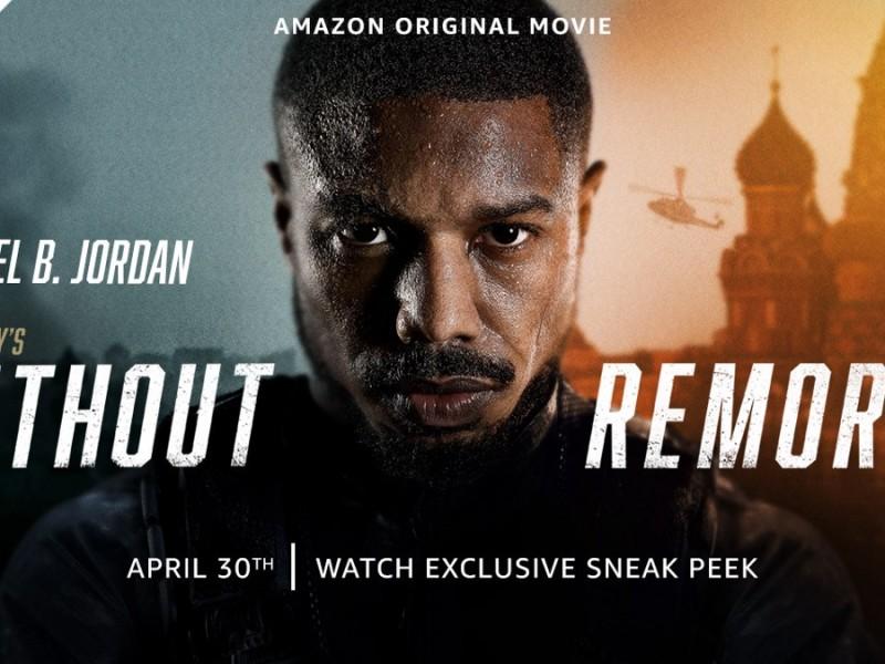 Without Remorse Amazon Original Movie trailer image