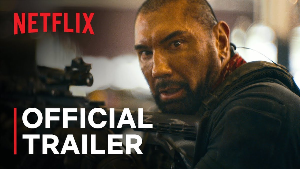 Army of the Dead Netflix Trailer featured image Dave Bautista