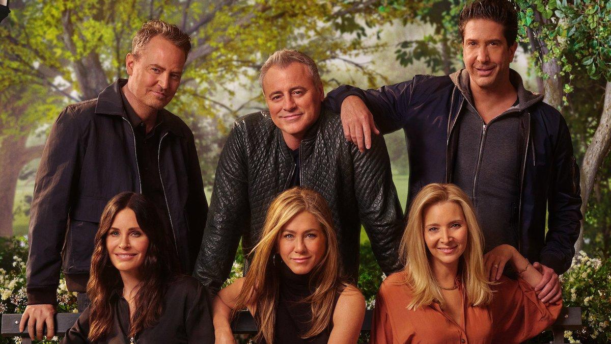 Friends Reunion cast HBO Max