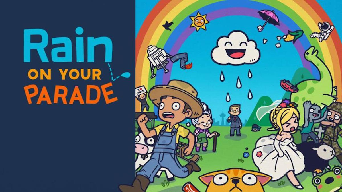 Rain on Your Parade cover image