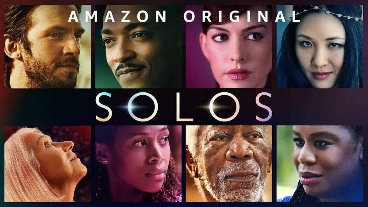 Solos Amazon Prime Video cast headshots