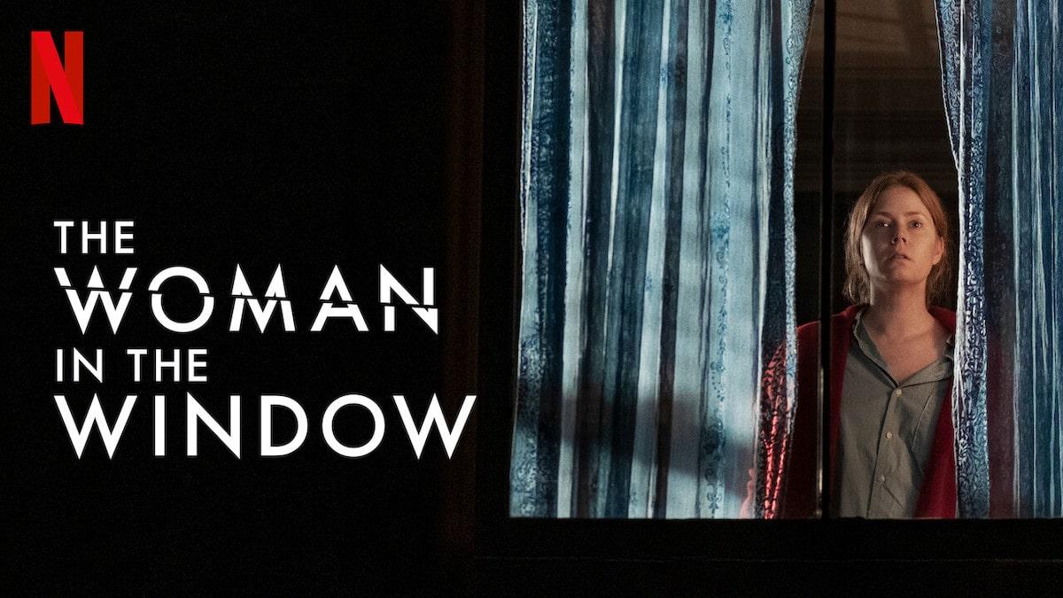 The Woman in the Window Netflix Amy Adams