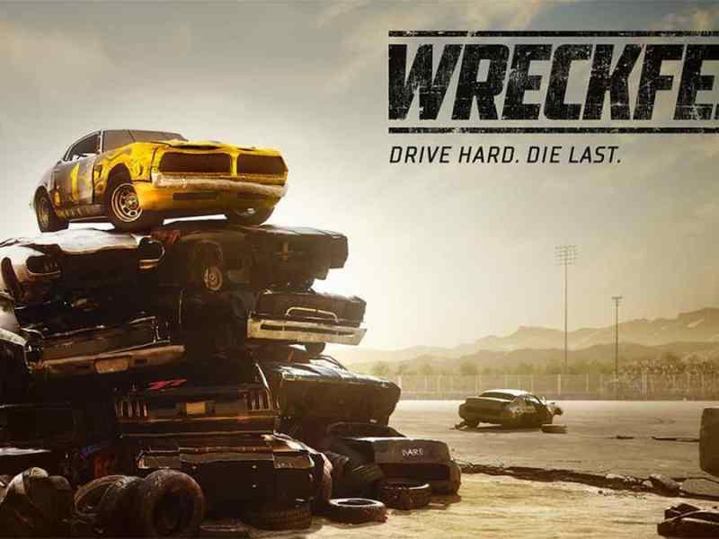 Wreckfest Trailer Drive Hard. Die Last.