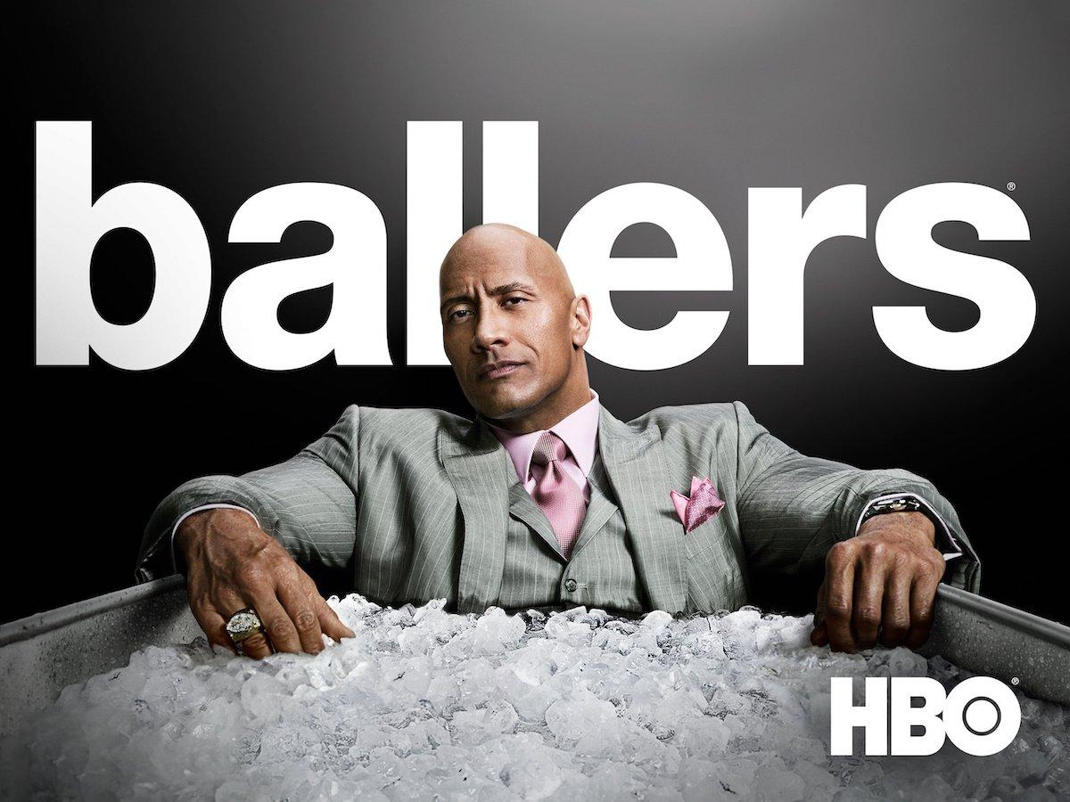 Ballers Season 2 Featured Image Dwayne Johnson