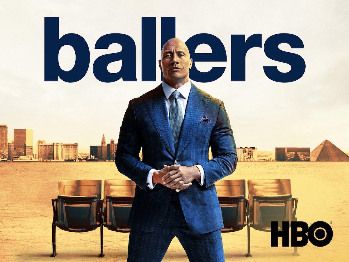 Ballers Season 3 Dwayne Johnson Las Vegas