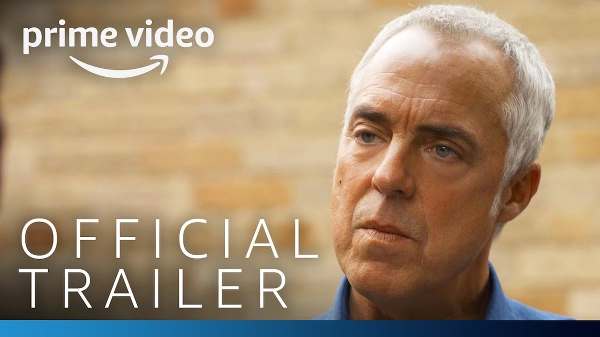 Bosch Season 7 Amazon Prime trailer