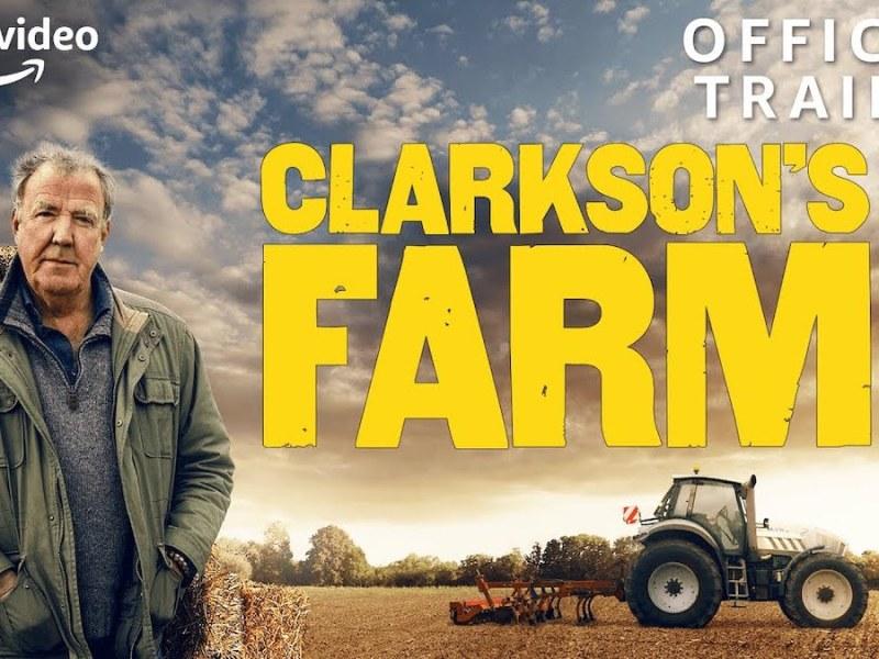 Clarkson's Farm Jeremy Clarkson Prime Video Official Trailer thumbnail