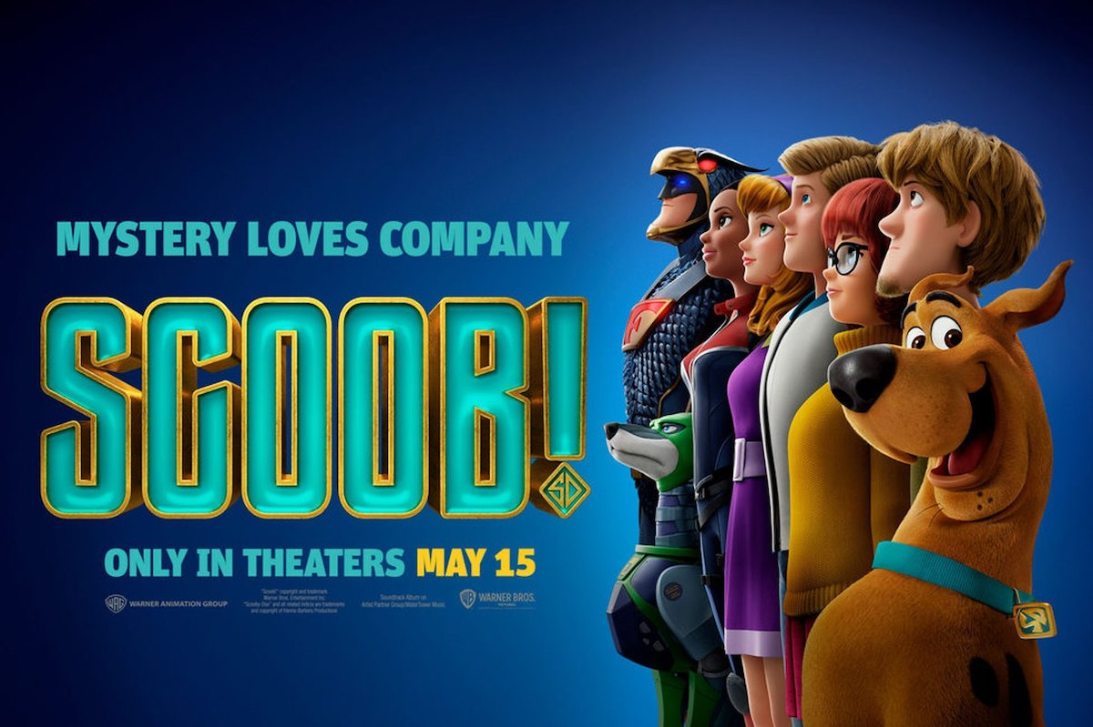 Scoob! Featured Image Warner Brothers