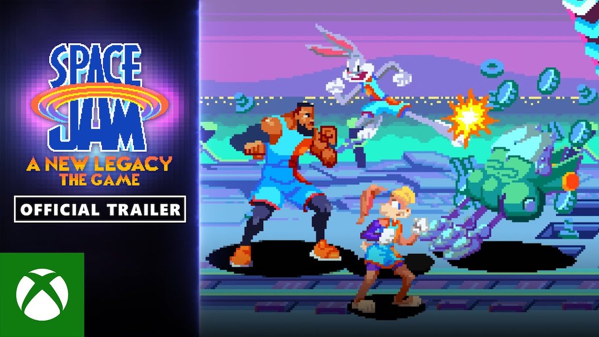 Space Jam A New Legacy Game Official Trailer Xbox