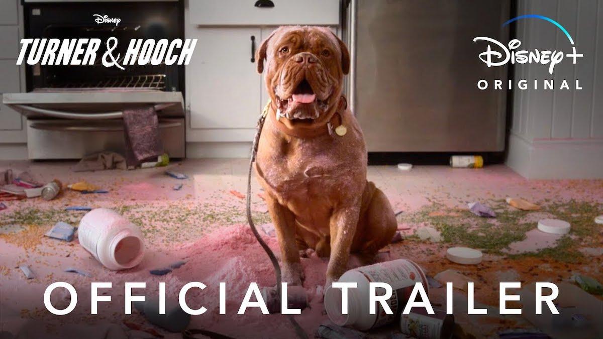 Turner & Hooch Official Trailer thumbnail