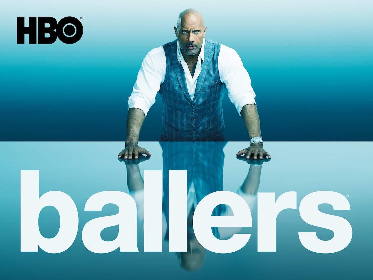 Ballers Season 4 Cover Image Dwayne Johnson