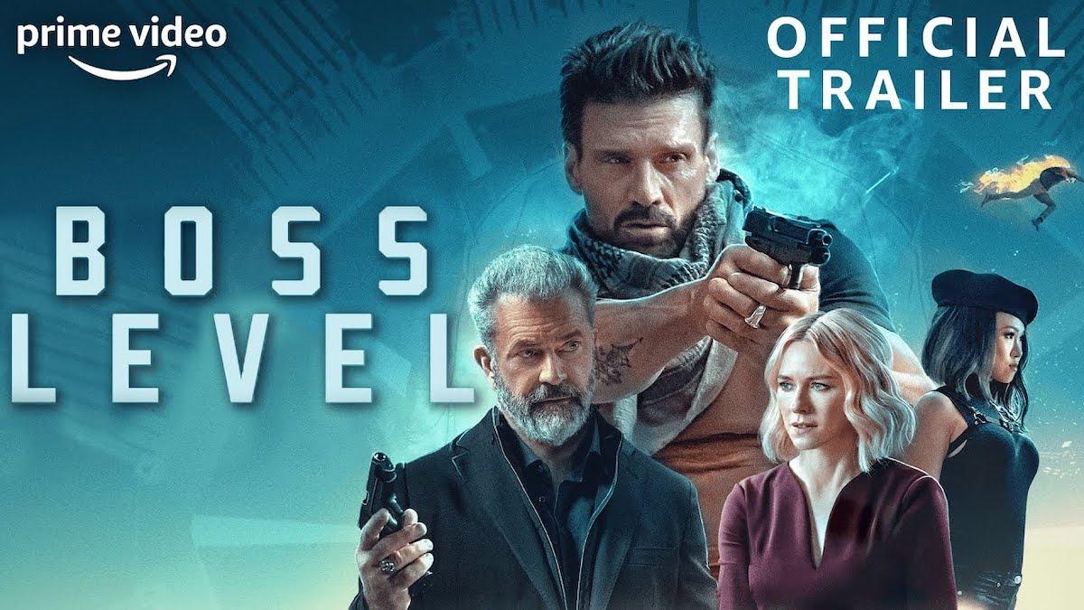 Boss Level official trailer thumbnail Prime Video Frank Grillo