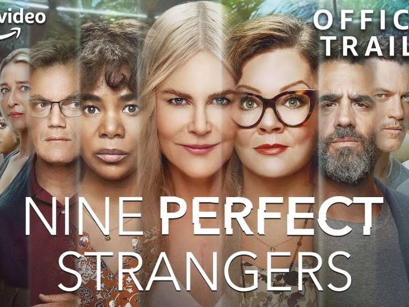 Nine Perfect Strangers Nicole Kidman Prime Video Official Trailer