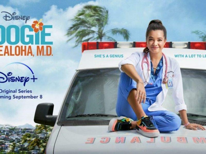 Doogie Kamealoha M.D. Disney Plus Original Series