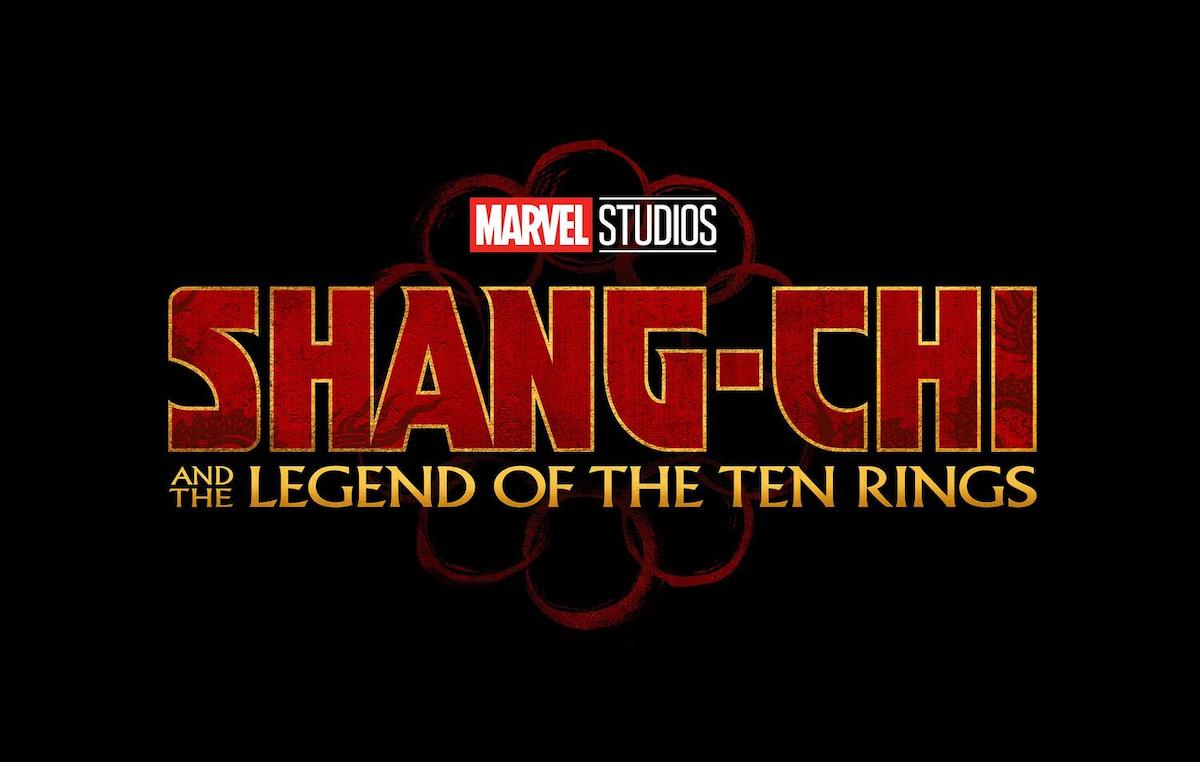 Shang-Chi and the Legend of The Ten Rings Logo Marvel Studios