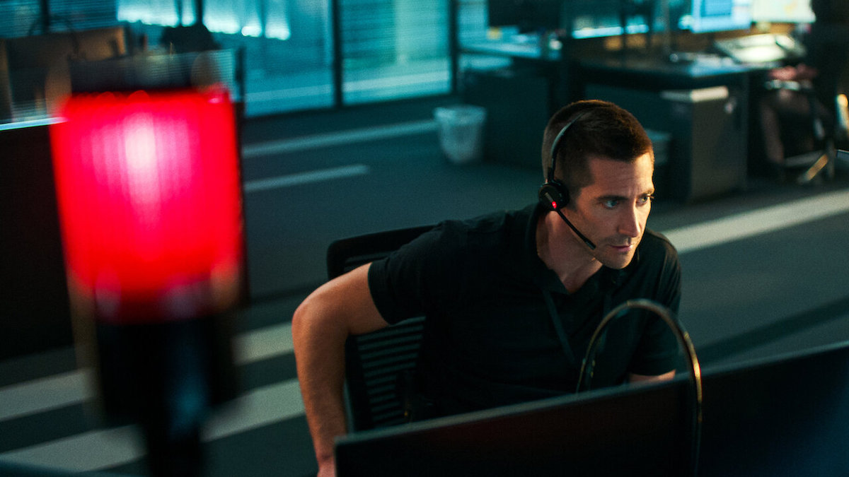 The Guilty Netflix Original Film Starring Jake Gyllenhaal